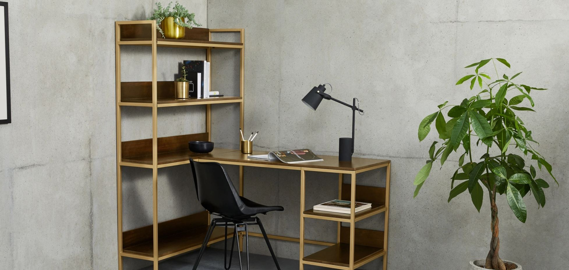 5 office space ideas for small homes