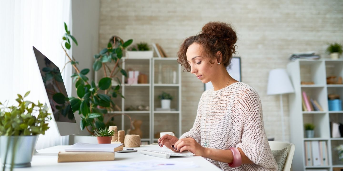 97% of office workers want to continue working from home post pandemic