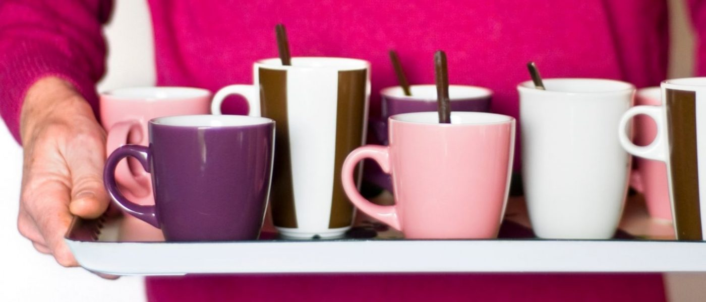 4 in 10 home workers miss their workplace cuppa